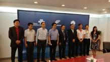 中科大洋联手中国联通、华为 发布5G+超高清的融媒演播系统