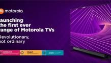 摩托罗拉印度首发智能电视:售价1400元起