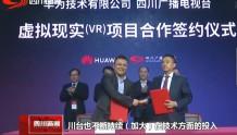 华为与四川台打造VR实验室 将在IPTV平台试播