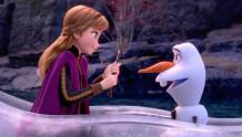 《冰雪奇缘2》突破10亿美元大关 迪士尼:今年的第六部!