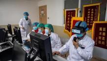 西南地区首家5G+VR隔离探视系统在昆明投入应用