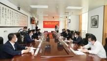 河北省广播电视局与河北广播电视台签署战略合作协议
