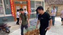 """广西壮族自治区广播电视局开展""""一帮一联""""帮扶活动"""