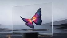 小米大师OLED透明电视正式发布 售价49999元