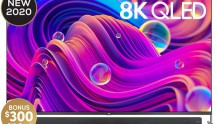 TCL新款8K QLED电视取得IMAX Enhanced认证