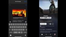 Disney+允许用户在社交媒体和通讯应用上分享内容