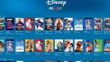 迪士尼漫威、星球大战等4K電影上架iTunes