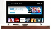 康卡斯特将CBS All Access添加到X1流媒体平台