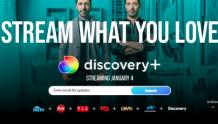 Discovery+将于1月4日在美国上市,起价4.99美元