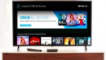 康卡斯特将在X1平台上推出适用于CBS All Access的应用程序