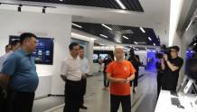 张宏森强调要积极推动5G高新视频重点实验室落地落实落细